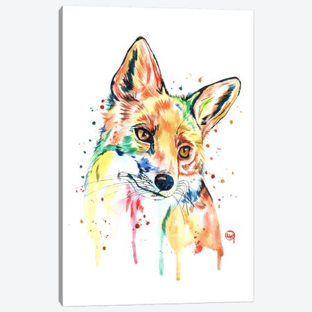 Whimsy Canvas Print #LWH52} by Lisa Whitehouse Canvas Print