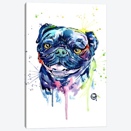 Beau Canvas Print #LWH6} by Lisa Whitehouse Canvas Print