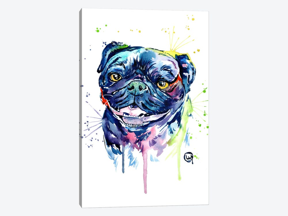 Beau by Lisa Whitehouse 1-piece Canvas Art