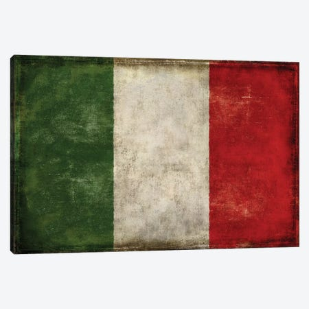 Italia Canvas Print #LWI11} by Luke Wilson Canvas Artwork
