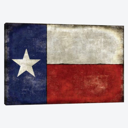 Lone Star Canvas Print #LWI17} by Luke Wilson Canvas Art Print