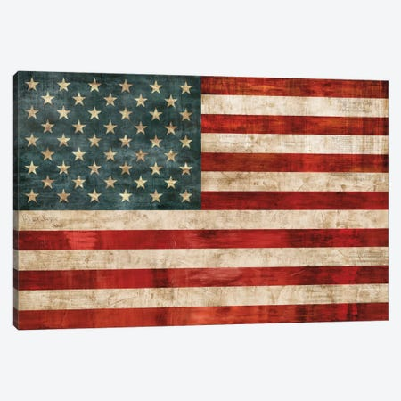 Allegiance Canvas Print #LWI1} by Luke Wilson Canvas Print
