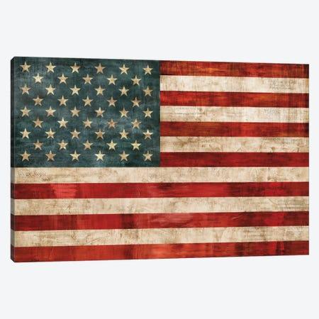 Allegiance Canvas Print #LWI1} by Luke Wilson Canvas Print