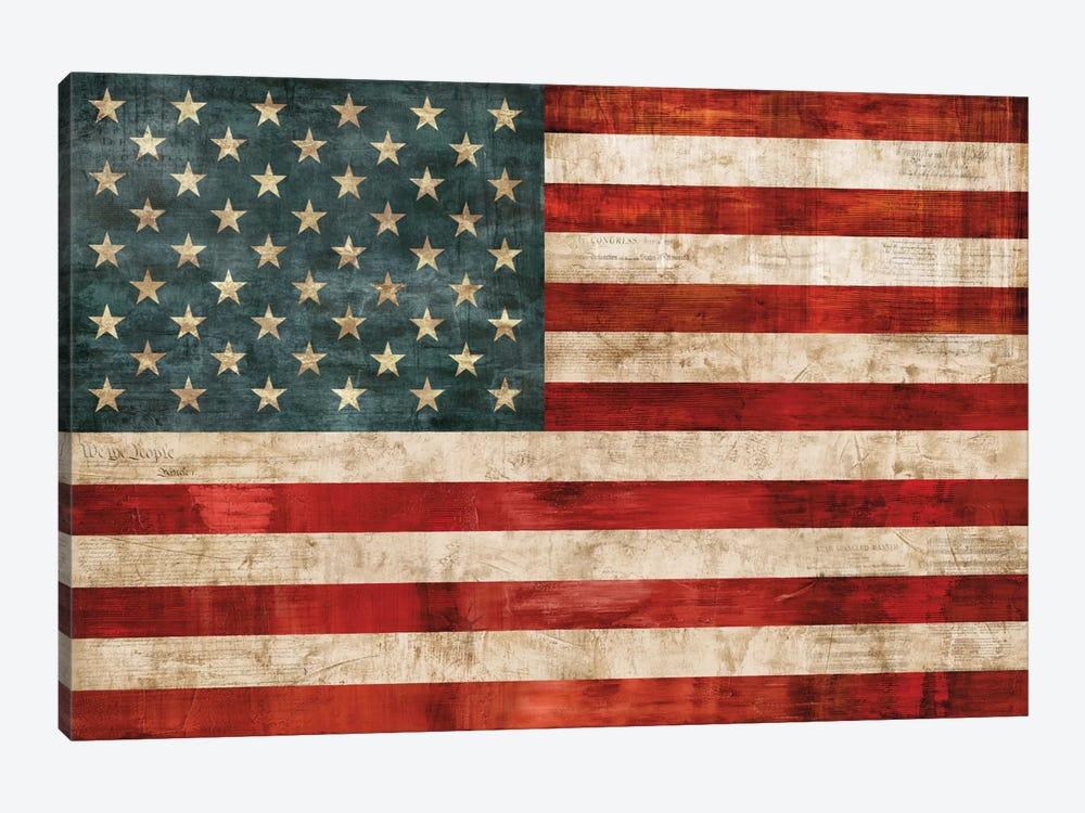 Allegiance by Luke Wilson 1-piece Canvas Artwork