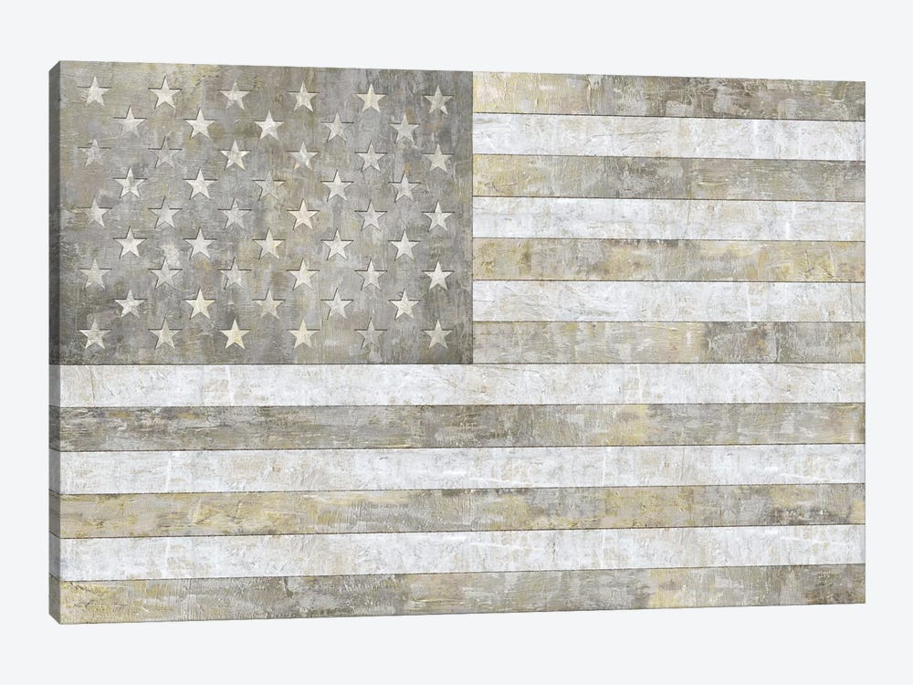Pledge by Luke Wilson 1-piece Canvas Print
