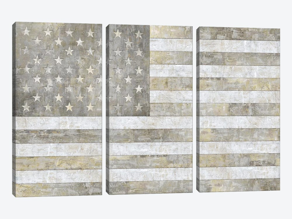 Pledge by Luke Wilson 3-piece Art Print