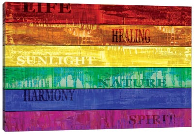 Pride Canvas Art Print