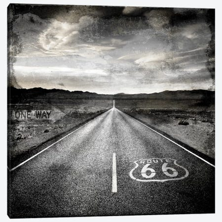 Road Trip Canvas Print #LWI33} by Luke Wilson Canvas Wall Art
