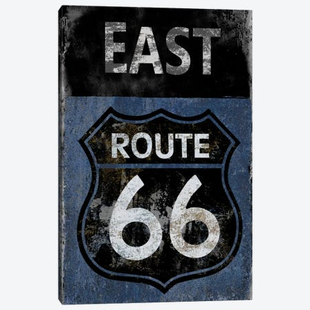 Route 66 East Canvas Print #LWI35} by Luke Wilson Canvas Art Print