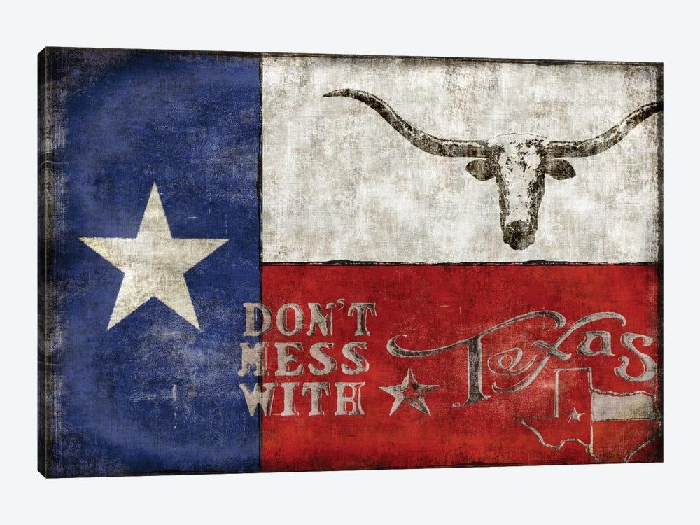 Texas Proud by Luke Wilson 1-piece Art Print