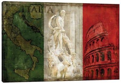 Brava Italia Canvas Print #LWI3