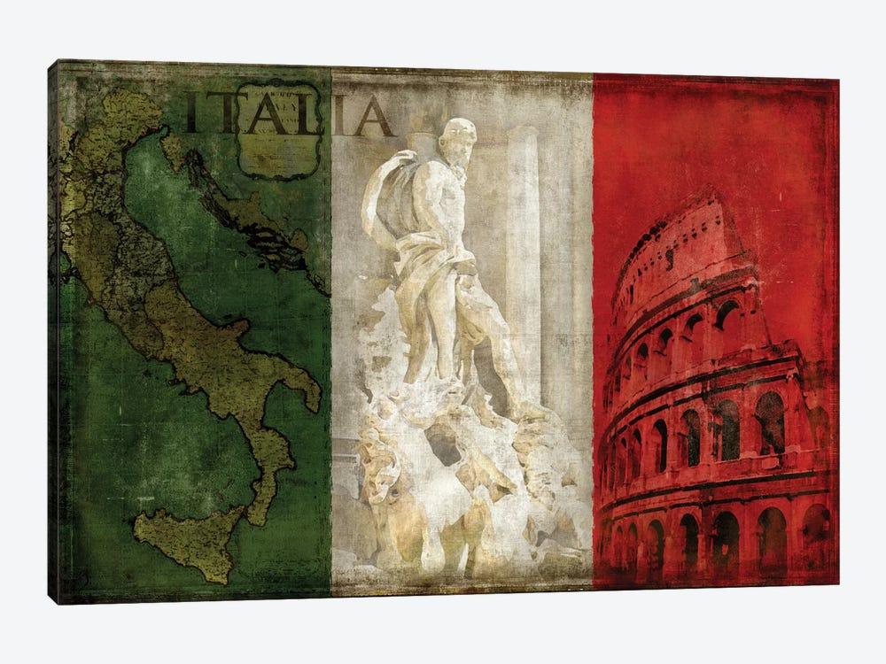 Brava Italia by Luke Wilson 1-piece Canvas Artwork