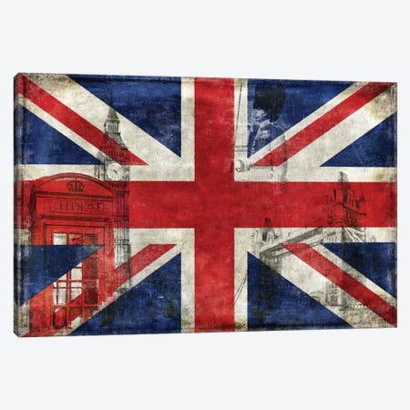 The English Way Canvas Print #LWI40} by Luke Wilson Canvas Print