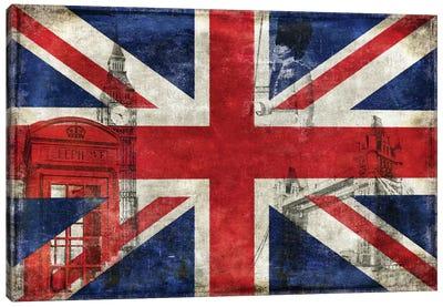 The English Way Canvas Art Print