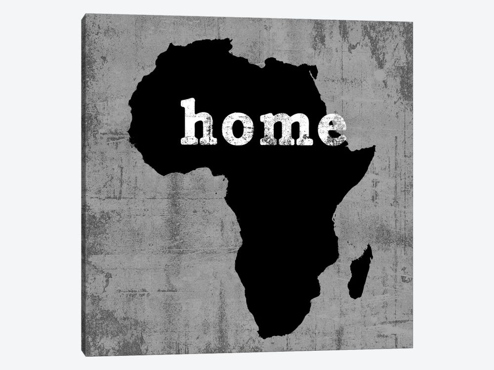 Africa by Luke Wilson 1-piece Canvas Artwork