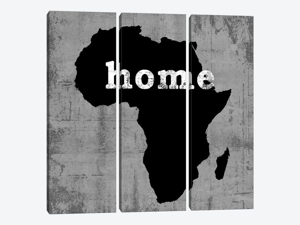 Africa 3-piece Canvas Art