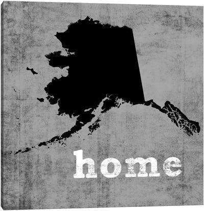 This Is Home Series: Alaska Canvas Print #LWI44