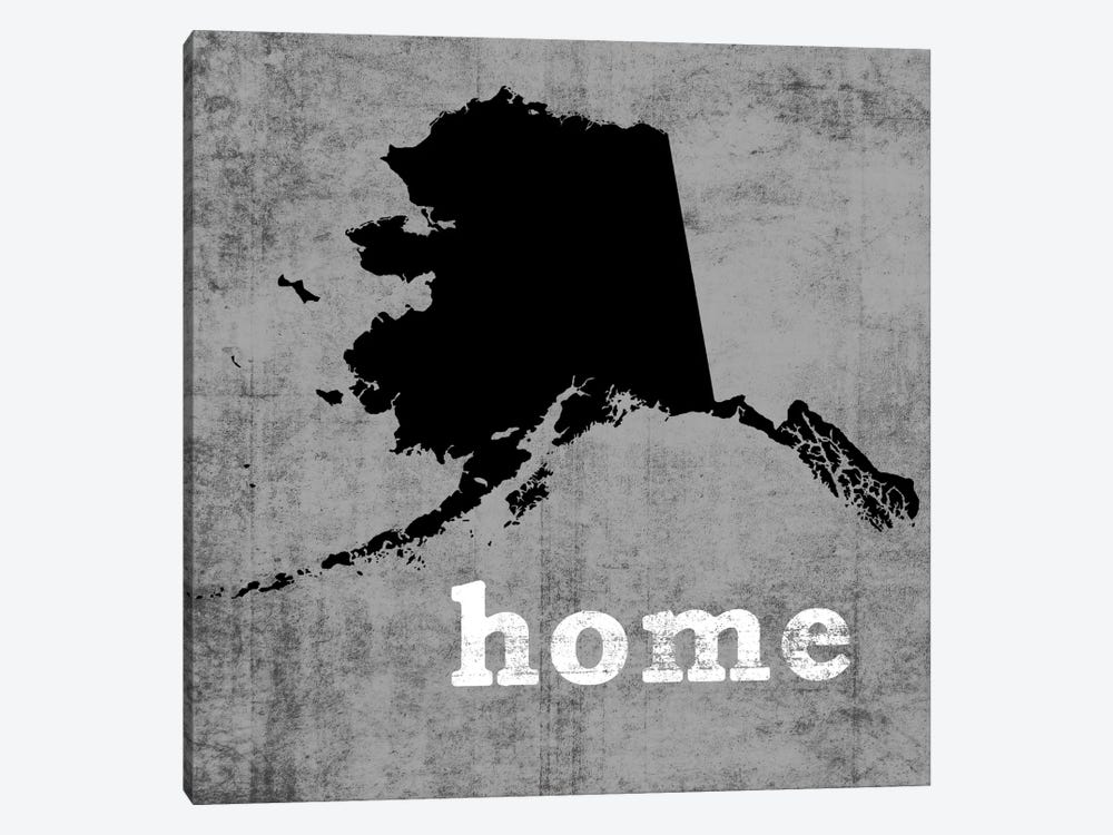 Alaska  by Luke Wilson 1-piece Canvas Artwork
