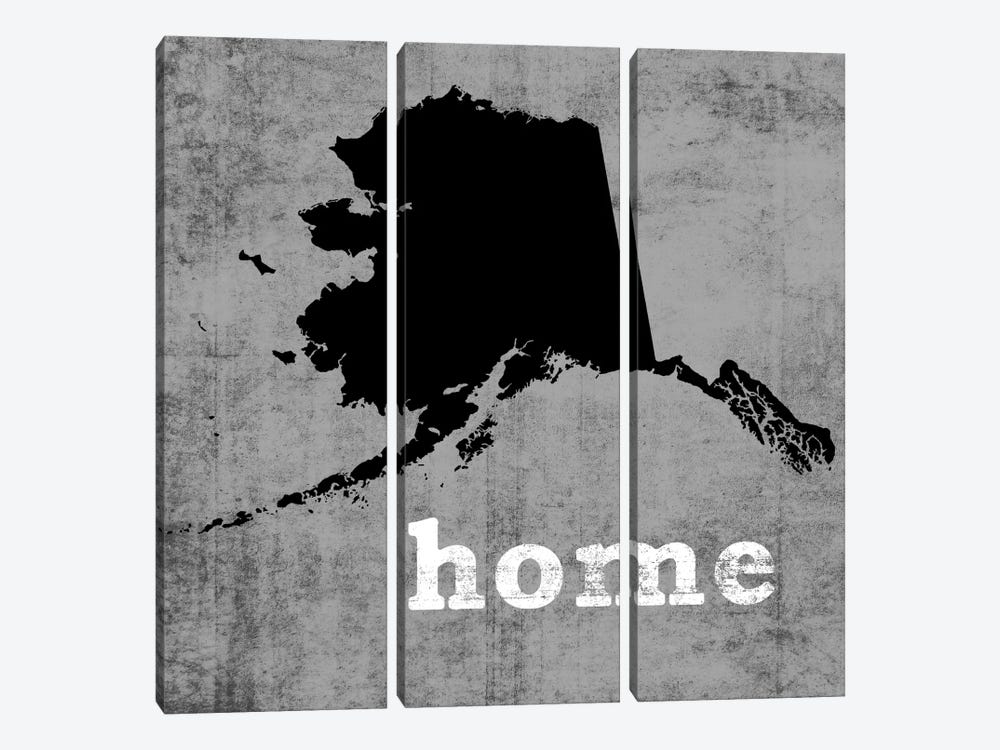 Alaska  by Luke Wilson 3-piece Canvas Art