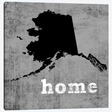 Alaska Canvas Print #LWI44} by Luke Wilson Canvas Artwork