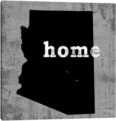 This Is Home Series: Arizona  Canvas Art Print