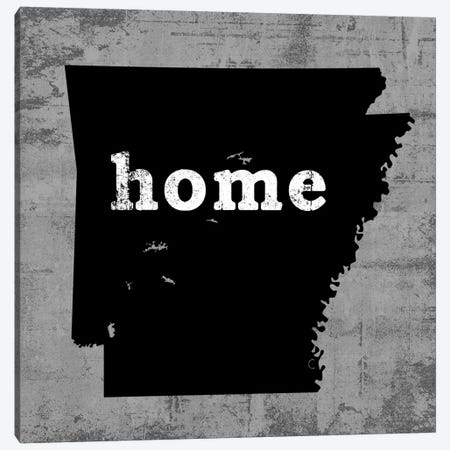 Arkansas Canvas Print #LWI46} by Luke Wilson Canvas Art
