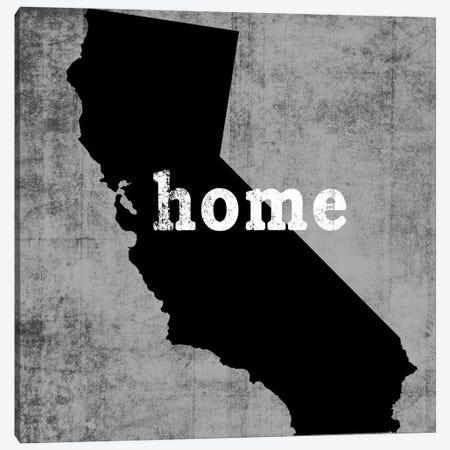 California Canvas Print #LWI48} by Luke Wilson Canvas Art Print