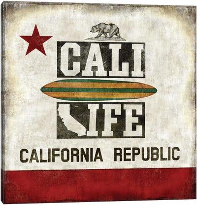Cali Life Canvas Art Print