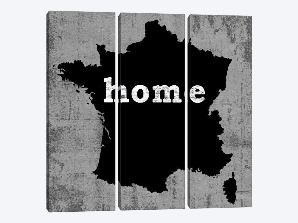 France by Luke Wilson 3-piece Art Print