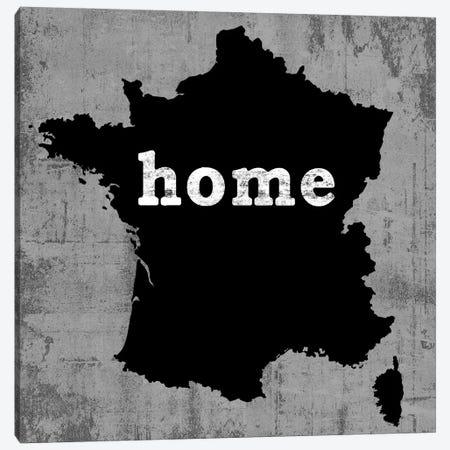 France Canvas Print #LWI54} by Luke Wilson Art Print