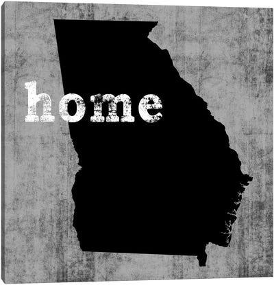 This Is Home Series: Georgia Canvas Print #LWI55