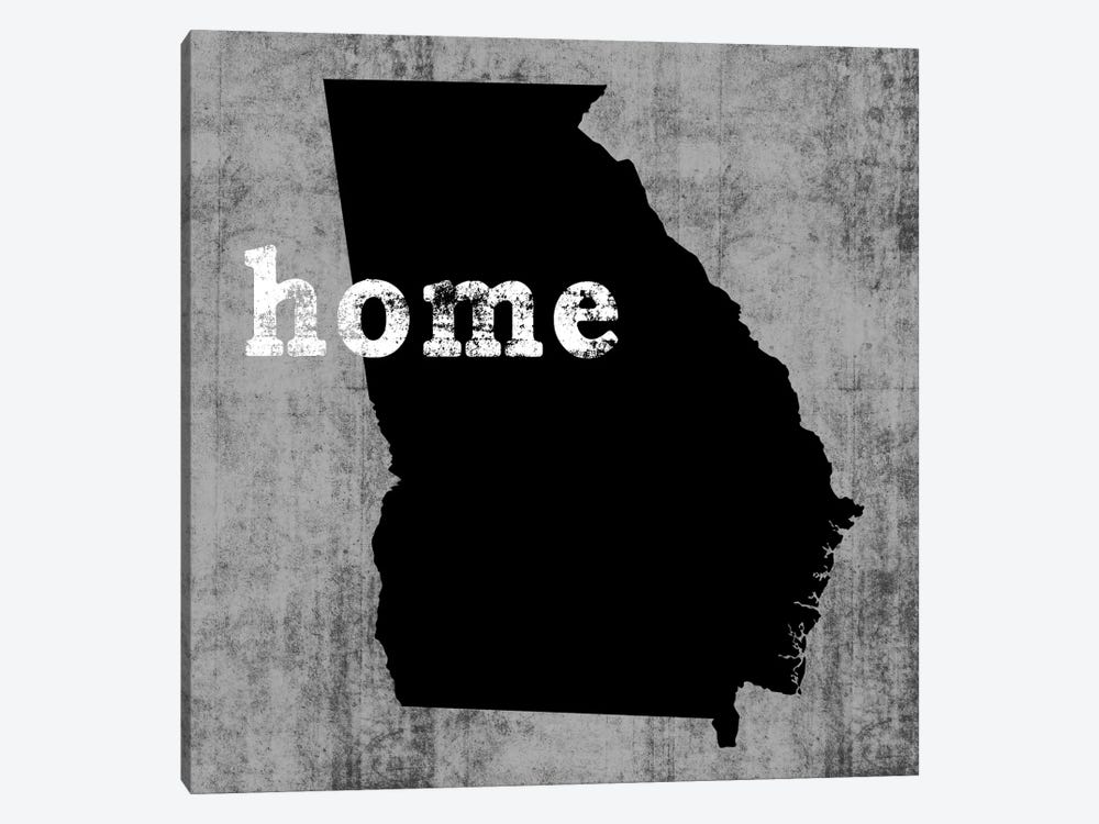Georgia  by Luke Wilson 1-piece Canvas Wall Art