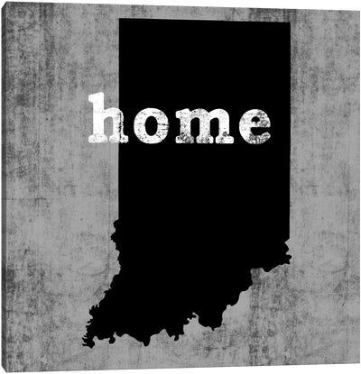 Indiana Canvas Art Print
