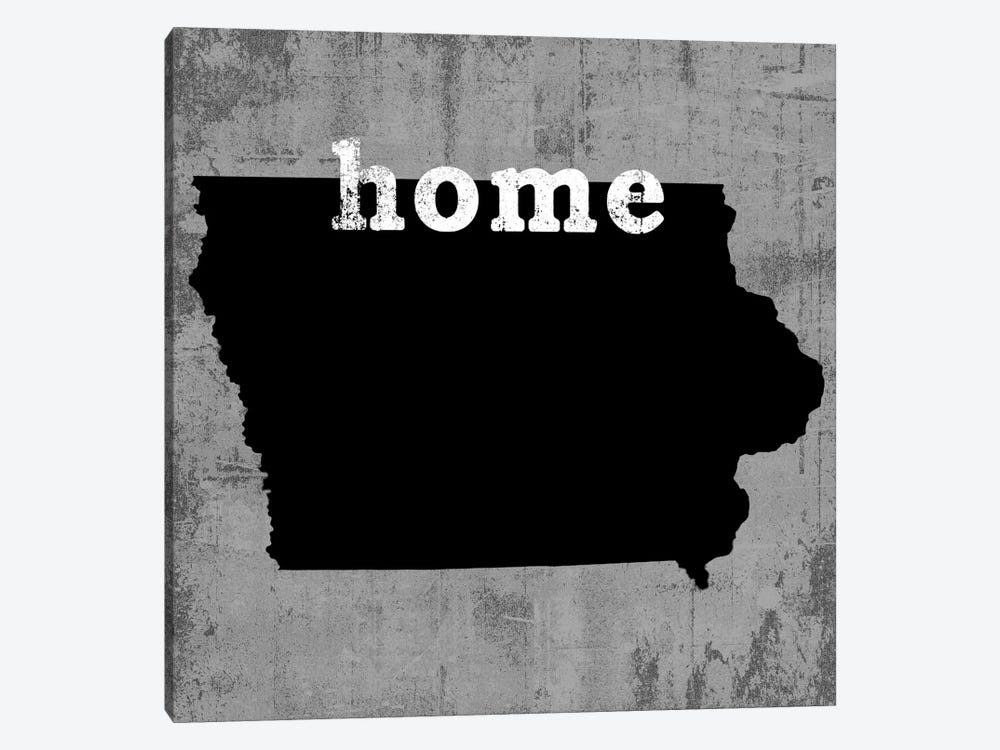 Iowa  by Luke Wilson 1-piece Canvas Art