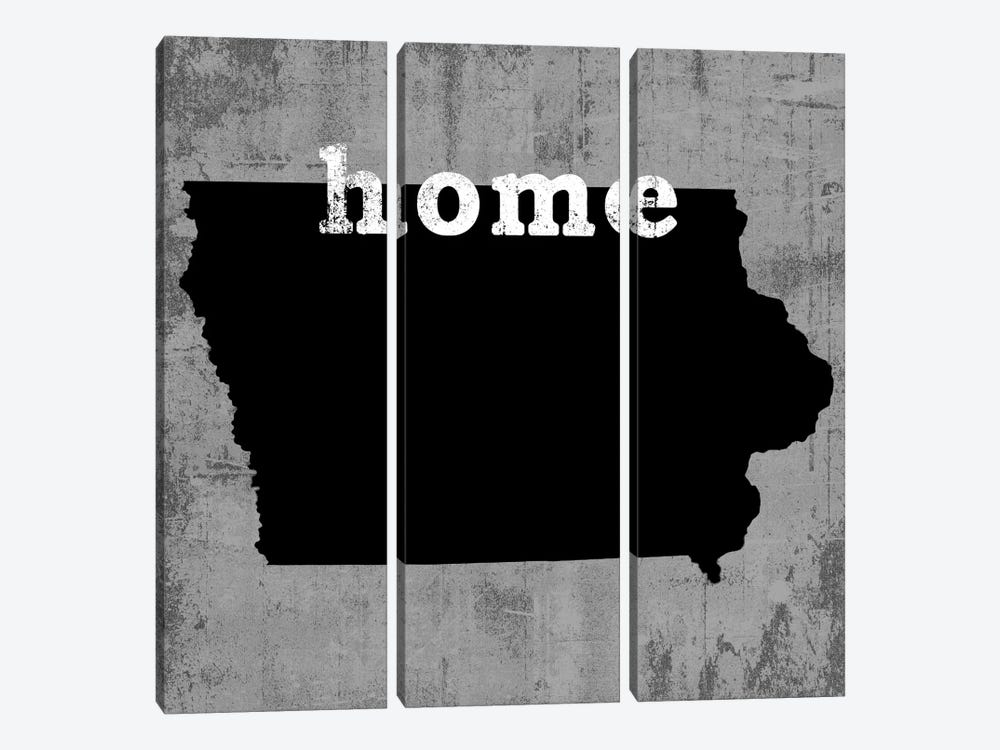 Iowa  by Luke Wilson 3-piece Canvas Art