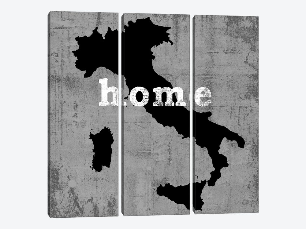 Italy by Luke Wilson 3-piece Canvas Art Print