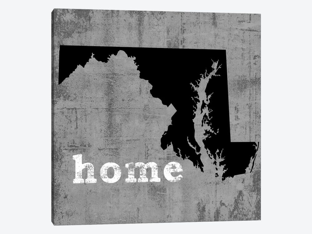 Maryland  by Luke Wilson 1-piece Canvas Artwork