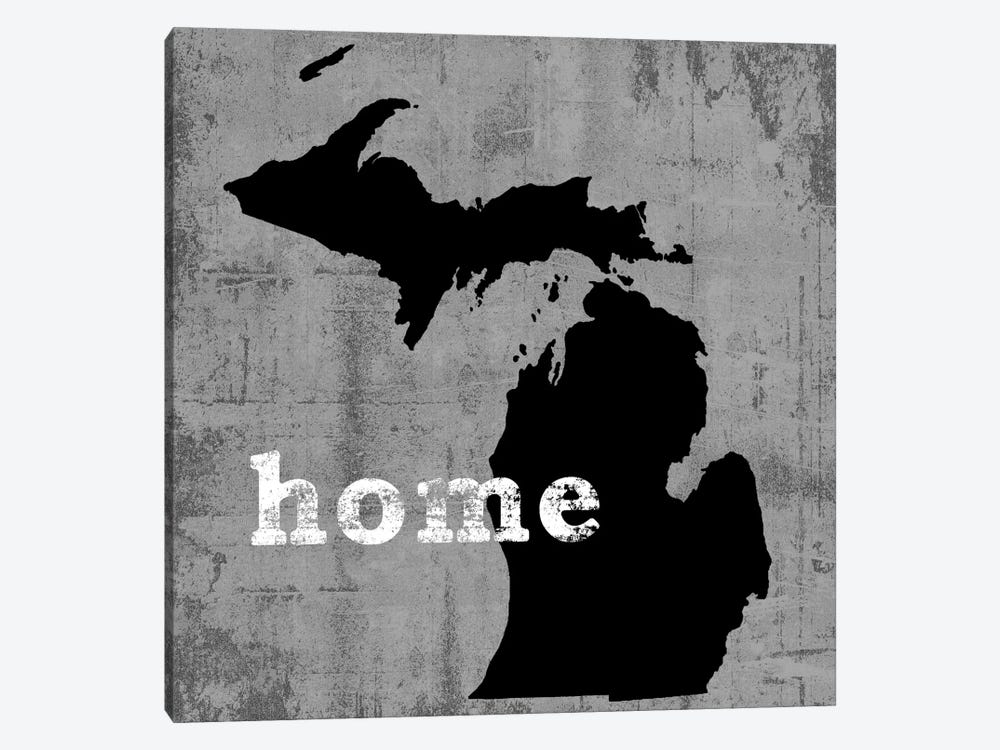 Michigan  by Luke Wilson 1-piece Canvas Art