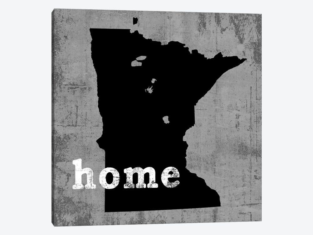 Minnesota  by Luke Wilson 1-piece Canvas Print