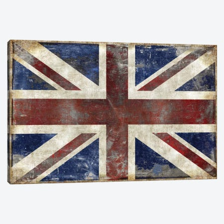 England Canvas Print #LWI6} by Luke Wilson Canvas Wall Art