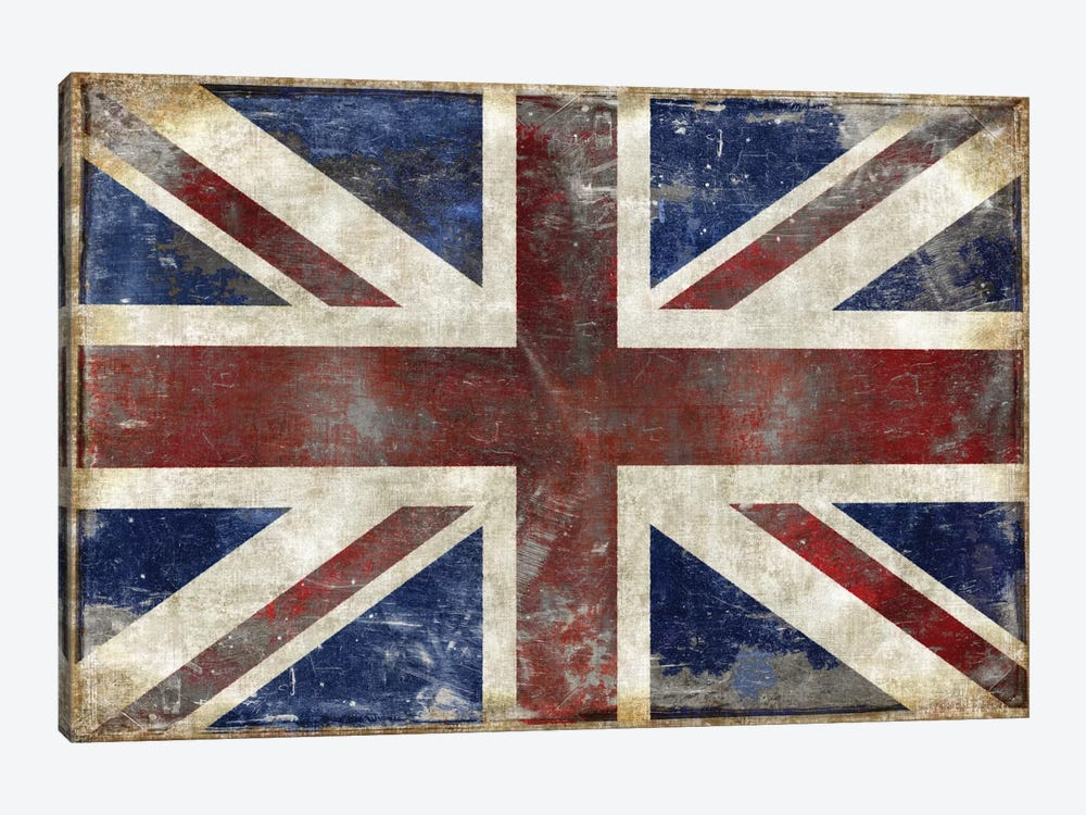 England by Luke Wilson 1-piece Canvas Print