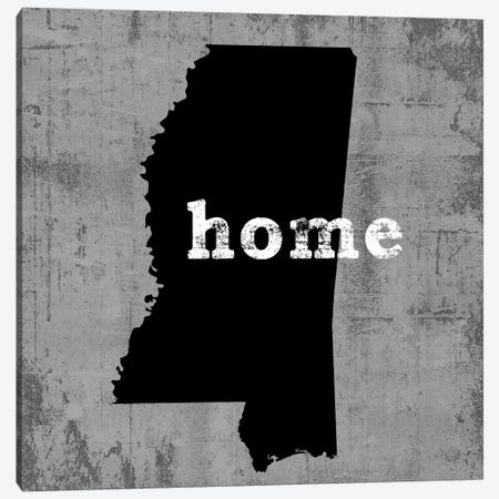 Mississippi Canvas Print #LWI70} by Luke Wilson Canvas Art