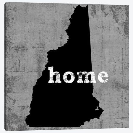 New Hampshire 3-Piece Canvas #LWI75} by Luke Wilson Art Print
