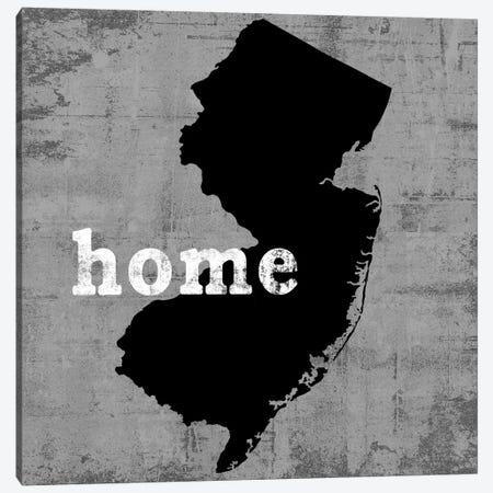 New Jersey Canvas Print #LWI76} by Luke Wilson Canvas Art Print