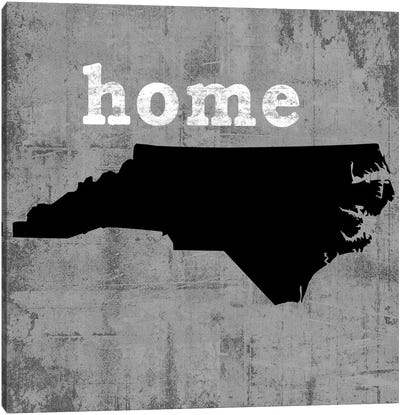 This Is Home Series: North Carolina Canvas Print #LWI79