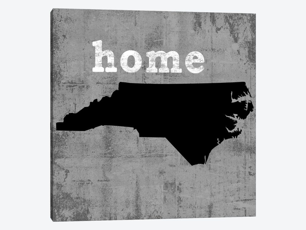 North Carolina  by Luke Wilson 1-piece Canvas Artwork