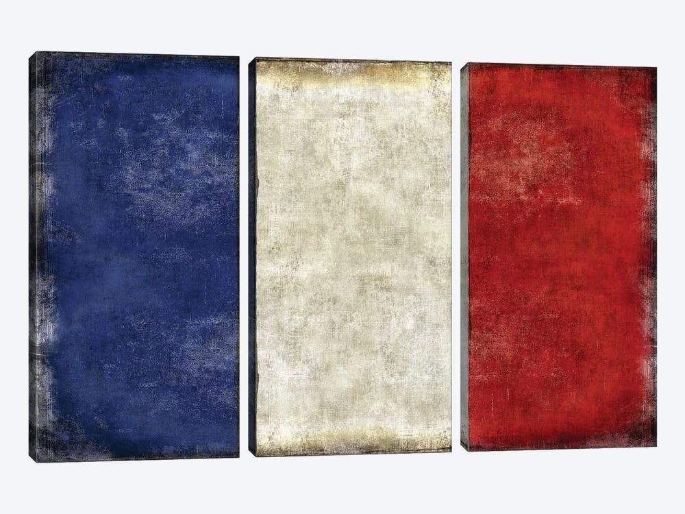 Francaise by Luke Wilson 3-piece Canvas Art