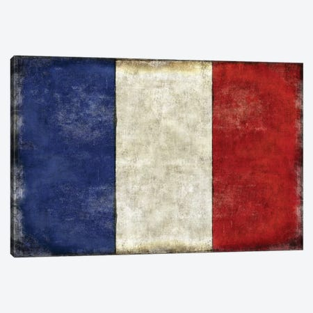 Francaise Canvas Print #LWI7} by Luke Wilson Canvas Wall Art