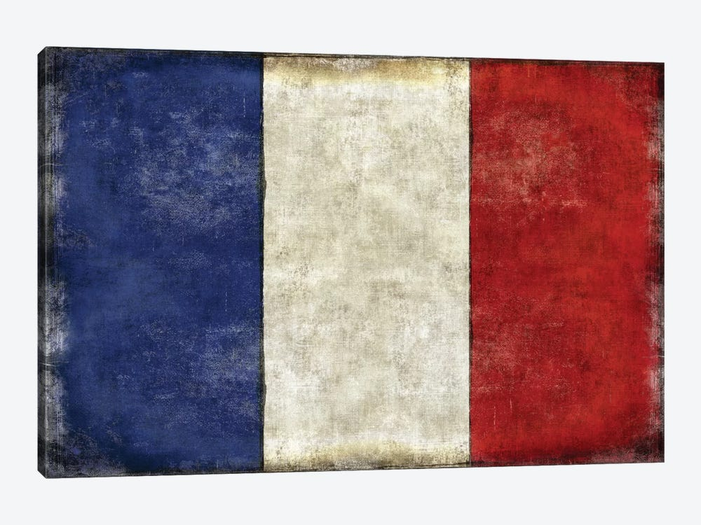 Francaise 1-piece Canvas Art