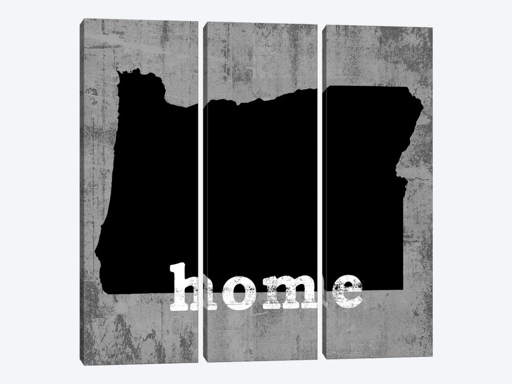 Oregon  by Luke Wilson 3-piece Canvas Print